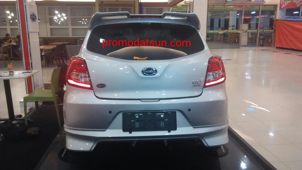 Ready Stock Datsun Go T Aktif 2 Baris, Paket Dp Super ...